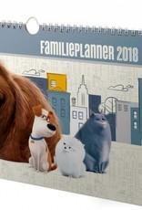 Secret Life of Pets / Huisdierengeheimen - Familieplanner 2018