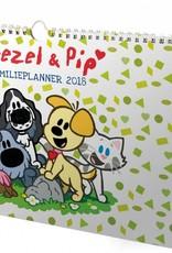 Woezel en Pip Woezel en Pip - Familieplanner 2018