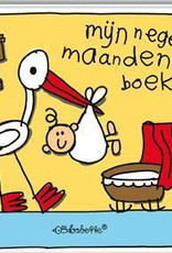 Babette Harms Babette Harms - Mijn negen maanden boek