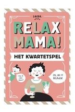 Uitgeverij Snor Relax mama! kwartetspel