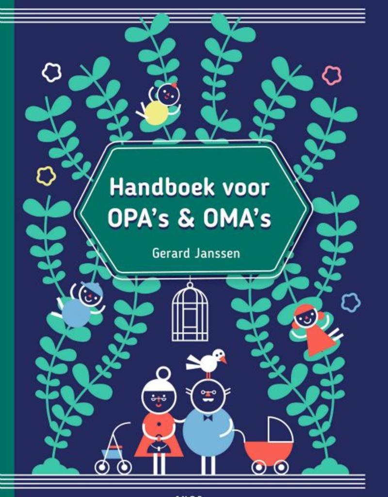 Uitgeverij Snor Handboek voor opa's & oma's