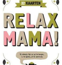 Uitgeverij Snor Relax mama postkaarten