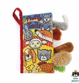 Jellycat Jellycat Fluffy tails book