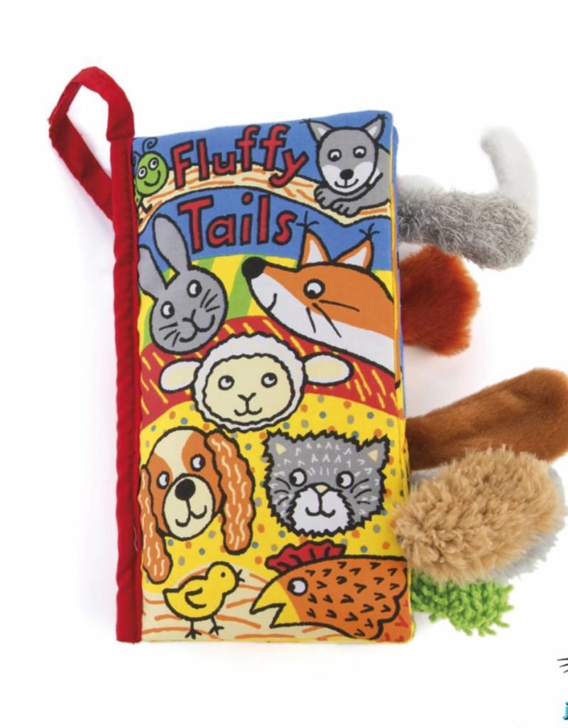 Jellycat Jellycat Fluffy tails book