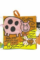 Jellycat Jellycat Farm (boerderij) tails book