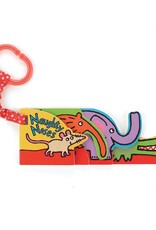 Jellycat Jellycat Naughty Noses Board Book