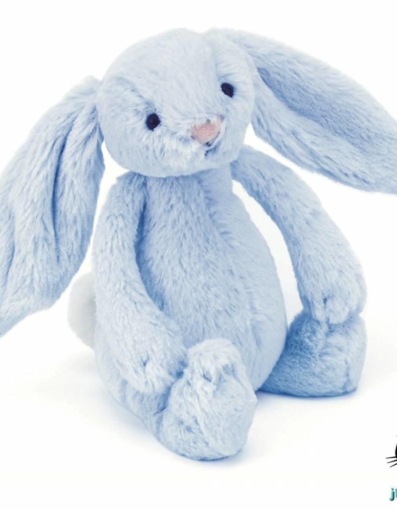 Jellycat Jellycat Bashful Bunny Blue ratel 18cm