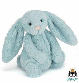 Jellycat Jellycat Bashful Bunny Aqua 18cm