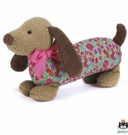 Jellycat Jellycat Dainty Dog Brown