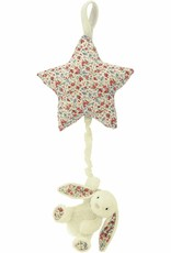 Jellycat Jellycat Blossom Bashful Cream Bunny Star Musical