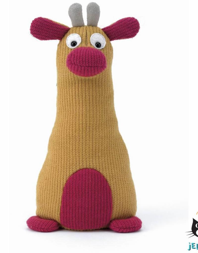 Jellycat Jellycat Knitnot Giraffe 20cm