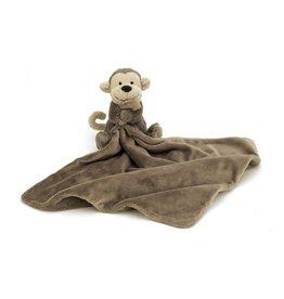 Jellycat Jellycat Bashful Monkey Blankie