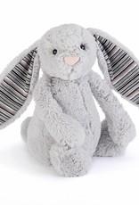 Jellycat Jellycat Bashful Blake Bunny Silver 31cm