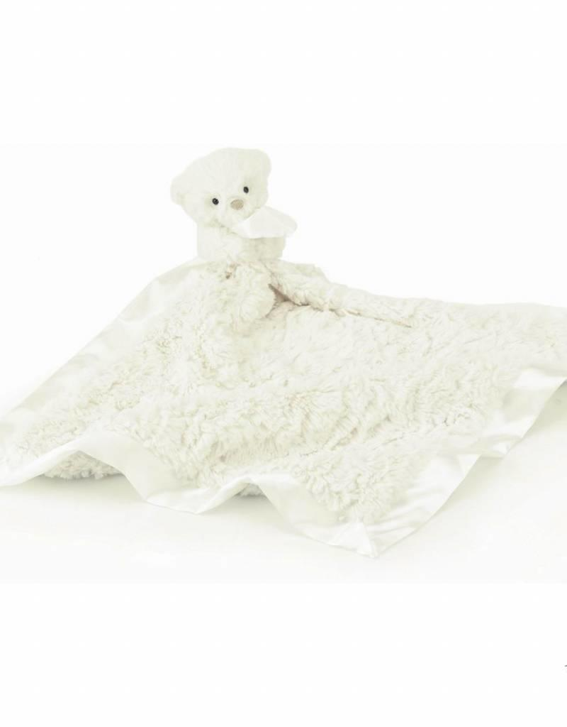 Jellycat Jellycat Wilkie Bear Blankie White