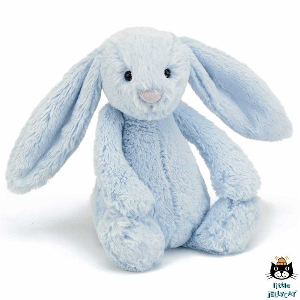 Jellycat Jellycat Bashful Bunny Blue 28cm