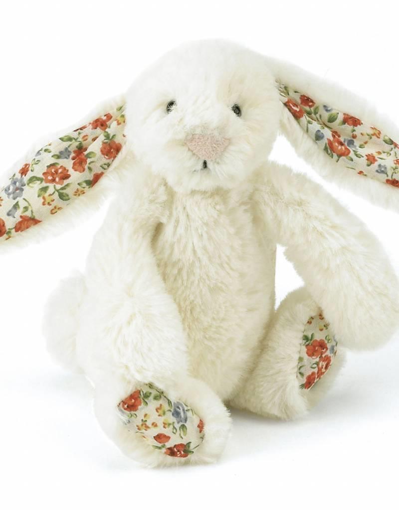 Jellycat Jellycat Bashful Bunny Blossom Cream 13cm