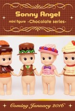 Sonny Angel Sonny Angel Choocolate 2016 - Strawberry Chocolate