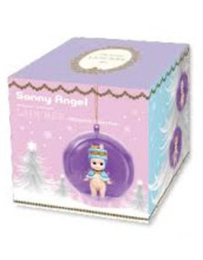Sonny Angel Sonny Angel Christmas Ornament Laduree Macaron Jardin Bleu