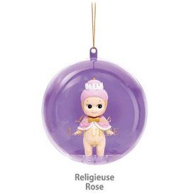 Sonny Angel Sonny Angel Christmas Ornament Laduree Religieuse Rose