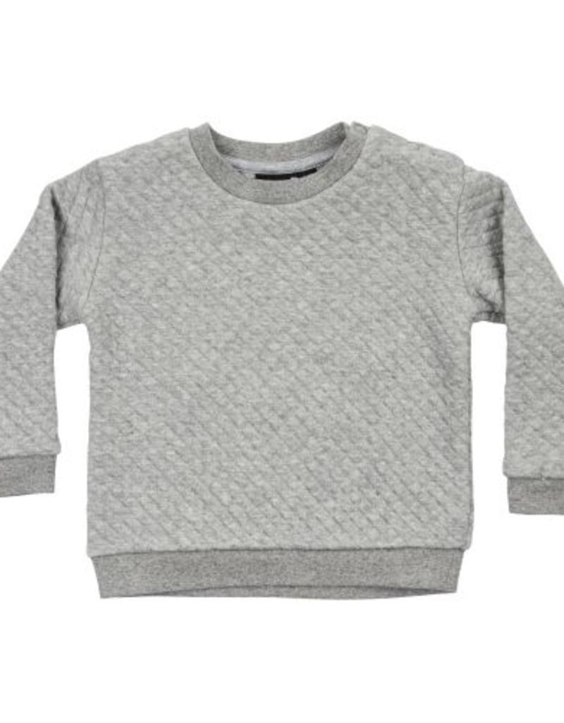 CarlijnQ CarlijnQ Sweater Chunky Grey
