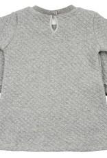 CarlijnQ CarlijnQ Chunky Grey Sweater jurk