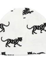 CarlijnQ CarlijnQ Happy Panther Beanie (Laatste! Maat 6-12 mnd)