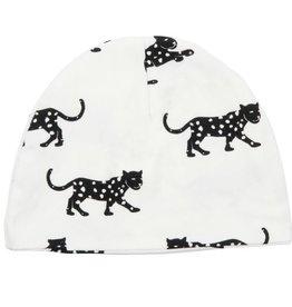 CarlijnQ CarlijnQ Happy Panther Beanie