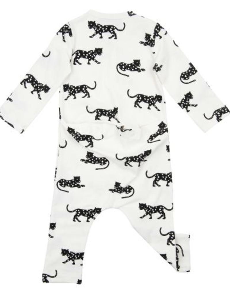 CarlijnQ CarlijnQ jumpsuit Happy Panther