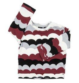 CarlijnQ CarlijnQ Sweater Cloud (Laatste! Maat 86/92)