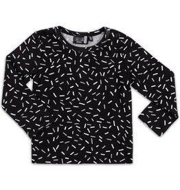 CarlijnQ CarlijnQ Sprinkles t-shirt longsleeve (Laatste, maat 50-56)