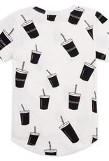 CarlijnQ CarlijnQ Milkshake t-shirt (Maat 50/56 en 62/68)