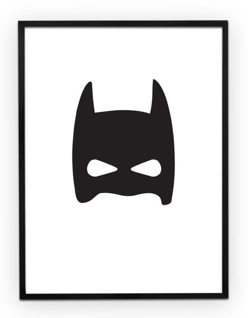CarlijnQ CarlijnQ Poster Batman A3