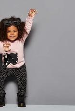 CarlijnQ CarlijnQ Sweater Happy Panther Pink