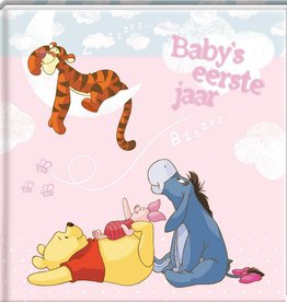 Winnie de Poeh Winnie the Pooh - Baby's eerste jaar