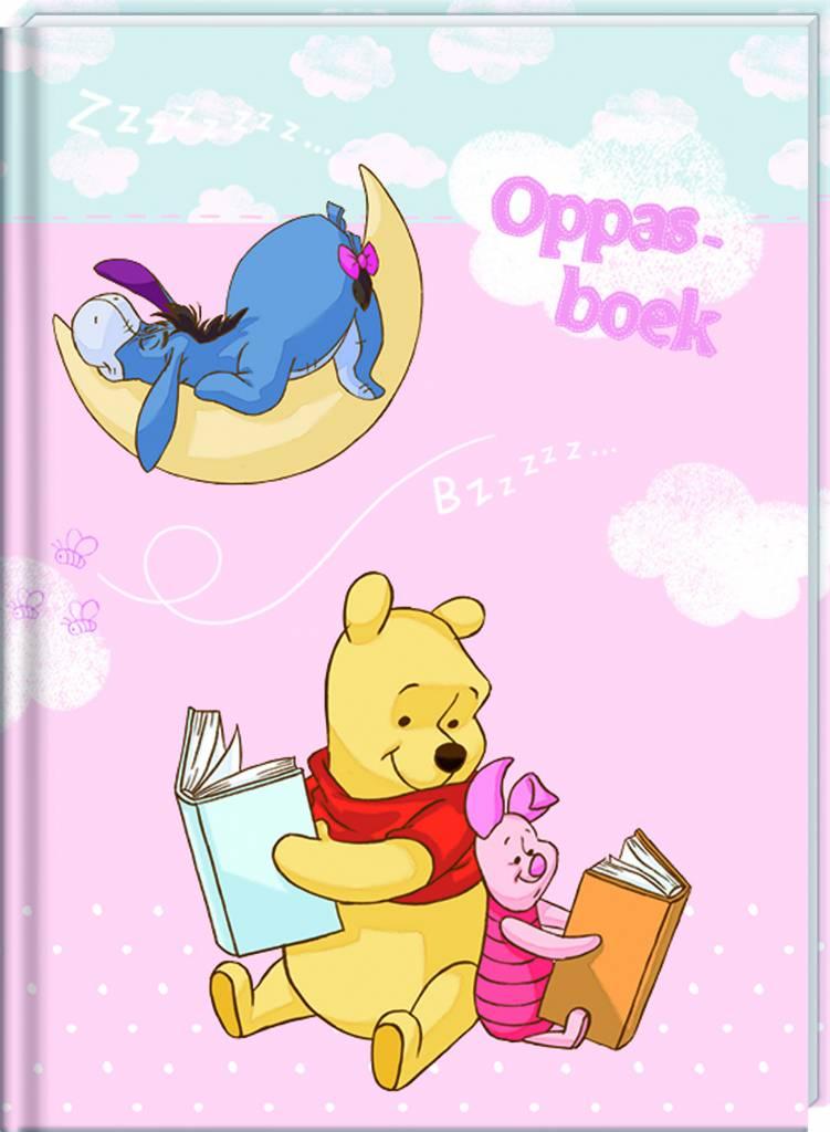 Winnie de Poeh Winnie the Pooh - Oppasboek