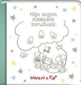 Woezel en Pip Woezel en Pip - Mijn negen maanden invulboek