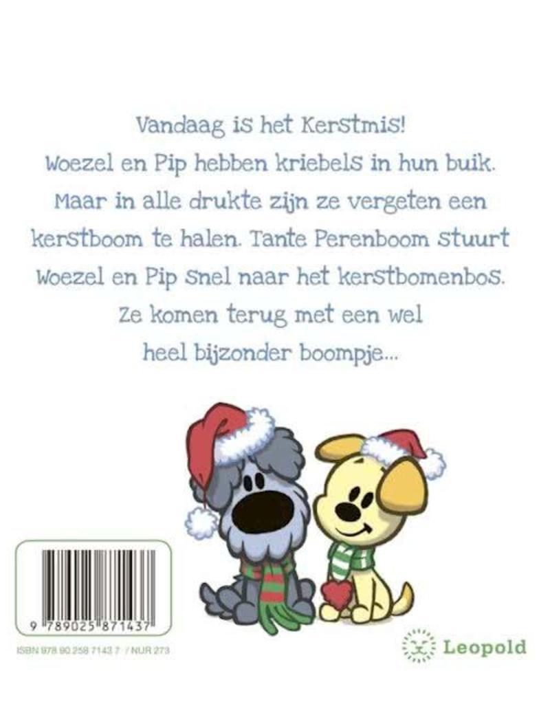 Woezel en Pip Woezel en Pip - Kerst in de tovertuin