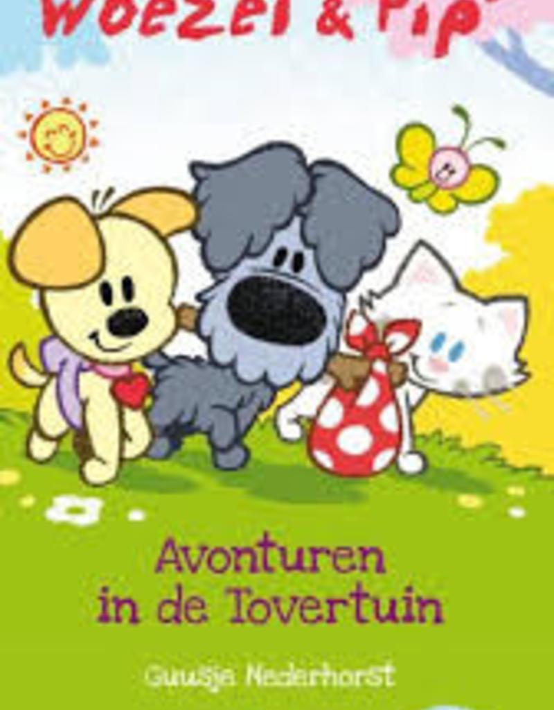 Woezel en Pip Woezel en Pip - Luisterboek Avonturen in de Tovertuin