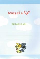 Woezel en Pip  Woezel en Pip - Kraambezoekboek