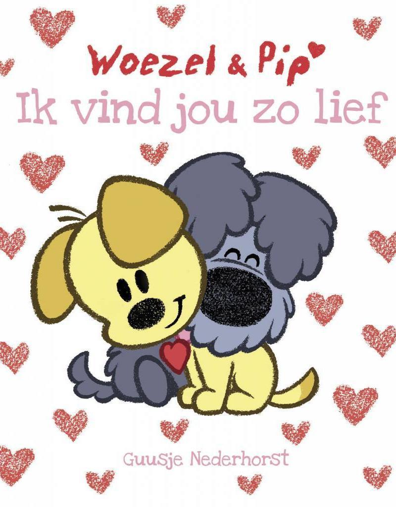 Woezel en Pip Woezel en Pip - Ik vind jou zo lief