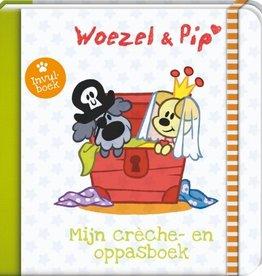 Woezel en Pip Woezel en Pip - Mijn creche- en oppasboek