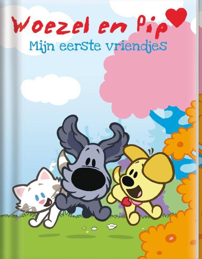 Woezel en Pip Woezel en Pip - Vriendenboek