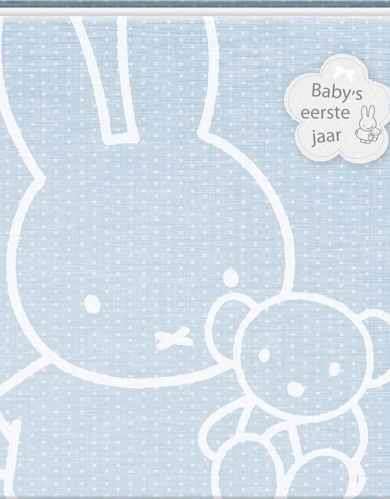 Nijntje Nijntje - Baby's eerste jaar blauw