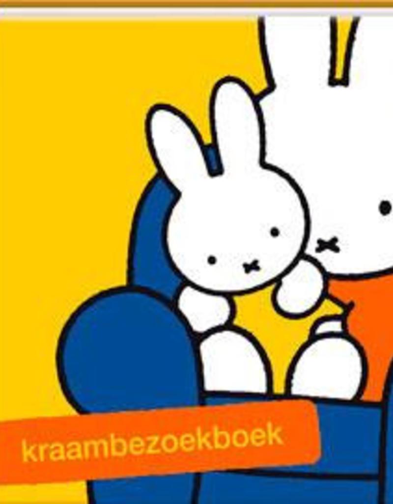 Nijntje Nijntje Kraambezoekboek
