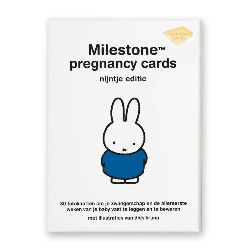 Milestone Cards Milestone Pregnancy Cards Nijntje NL