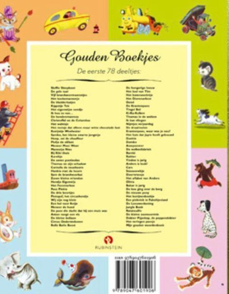 Nijntje Gouden boekje - Nijntjes verjaardag