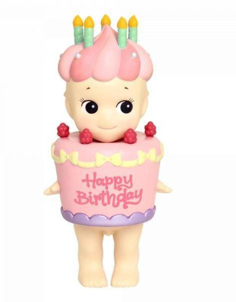 Sonny Angel Sonny Angel Birthday Gift Raspberry Cake