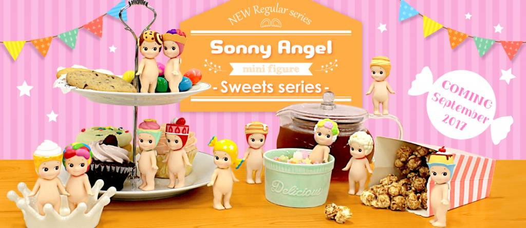 Sonny Angel Sonny Angel Sweets series Pancake