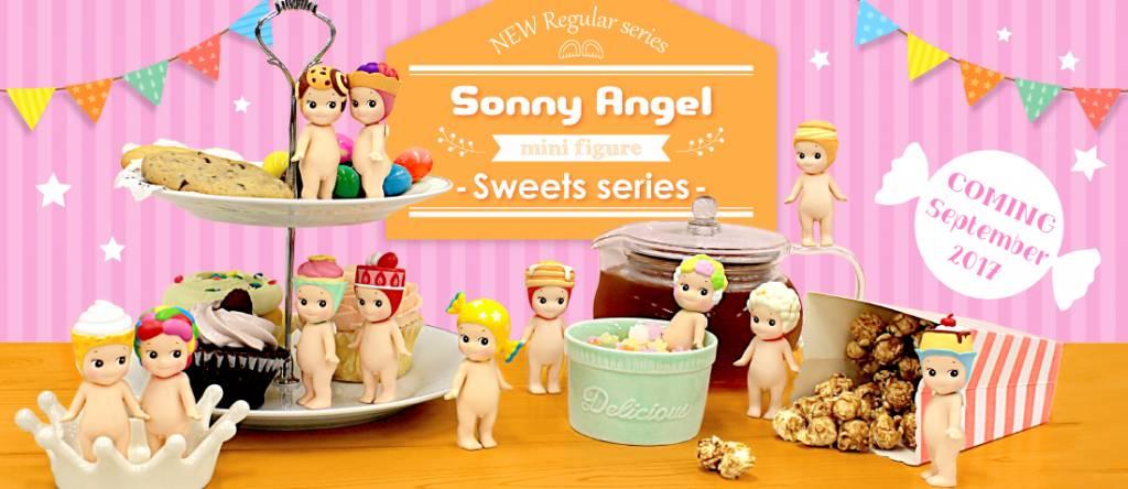 Sonny Angel Sonny Angel Sweets series Cupcake