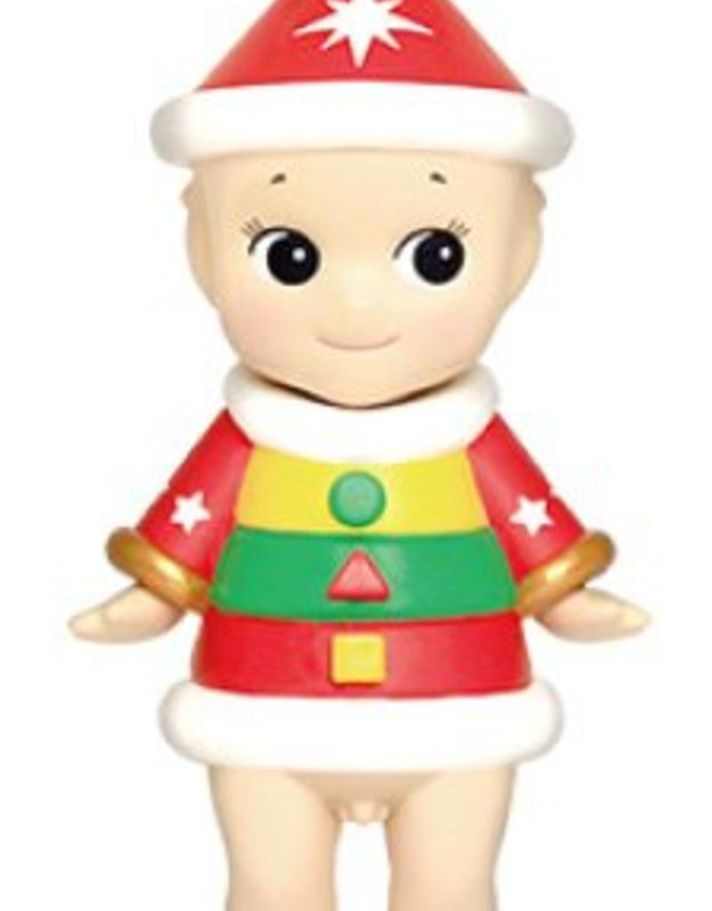 Sonny Angel Sonny Angel Wood Doll Santa (special edition Christmas 2017)